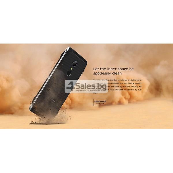 Удароустойчив телефон Homtom HT20 Pro 6
