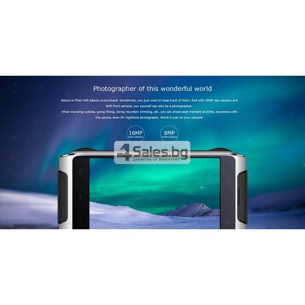 Удароустойчив телефон Homtom HT20 Pro 7