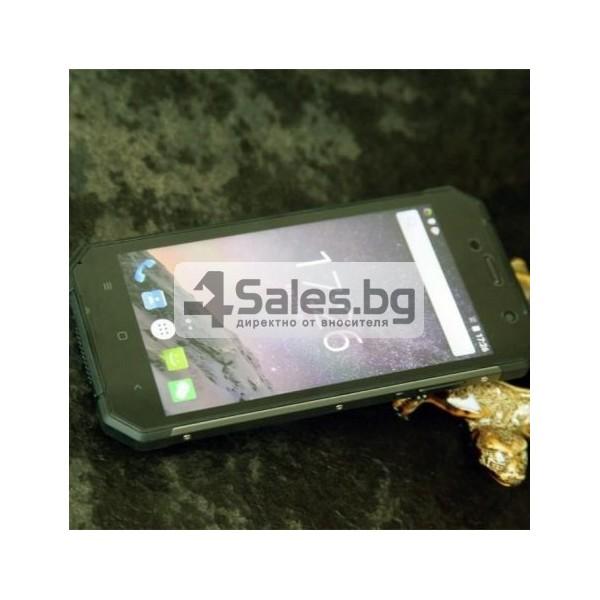 Водо- и удароустойчив GSM с 8-ядрен процесор 5