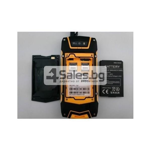 Телефон Humer N2 CAT с радиостанция 3