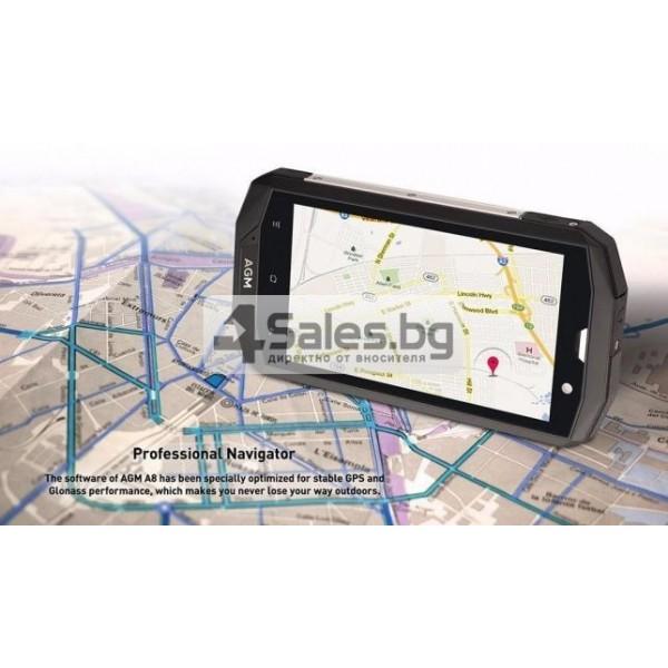 Устойчив на удари и вода смартфон със 64 GB или 32 GB вградена памет 4