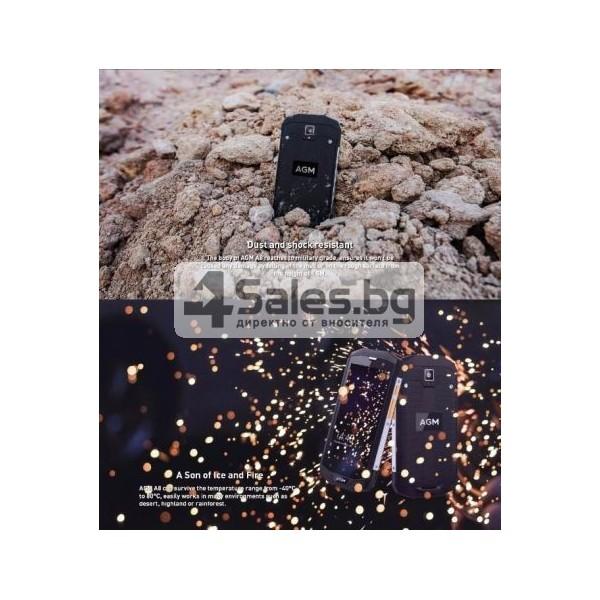 Устойчив на удари и вода смартфон със 64 GB или 32 GB вградена памет 9
