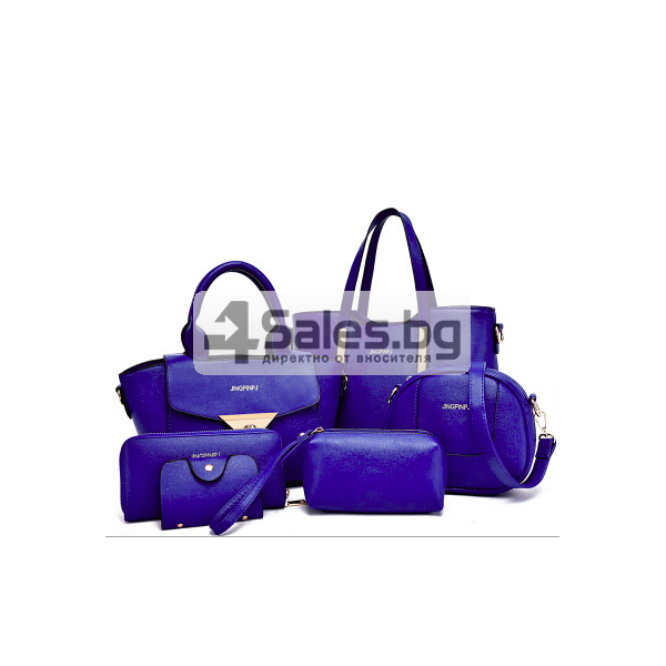 Комплект от шест части на Jıng Pın PJ BAG52