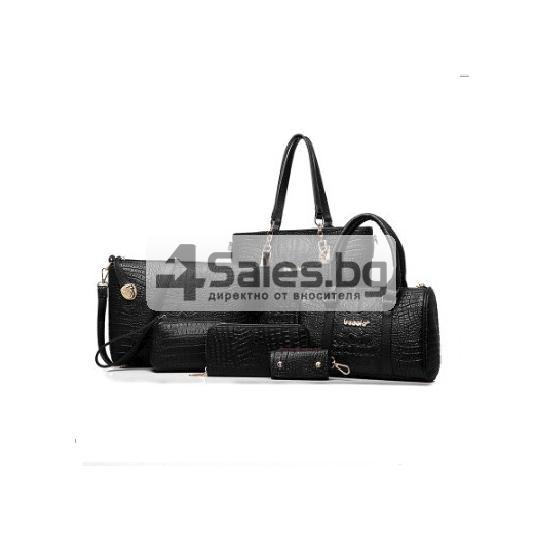 "Комплект шест части чанти ""Bessie"" BAG60"