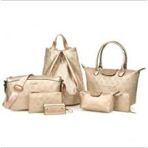 Комплект от 7 дамски чанти BAG20