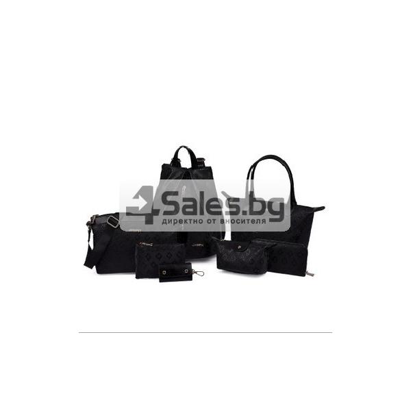 Комплект от 7 дамски чанти BAG20 3