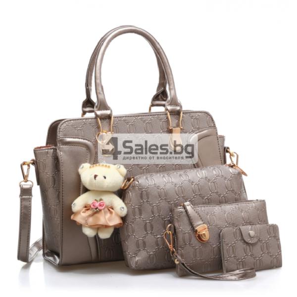 """Четири чанти """"Хелоу Теди"""" BAG44 2"""