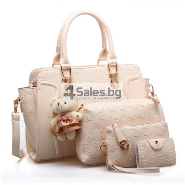 """Четири чанти """"Хелоу Теди"""" BAG44 5"""