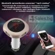 Wireless FM трансмитер CAR Q7 с Bluetooth, 2 USB, дигитален дисплей, MP3 HF5 17