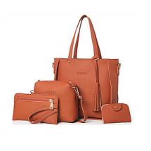 Чанти 4 броя бохо стил BAG55