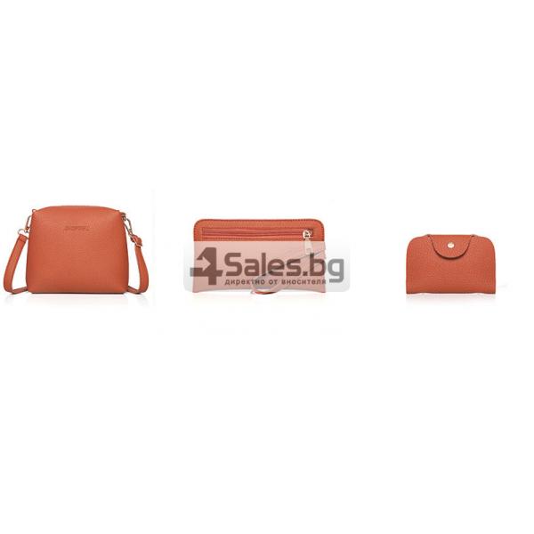Чанти 4 броя бохо стил BAG55 2