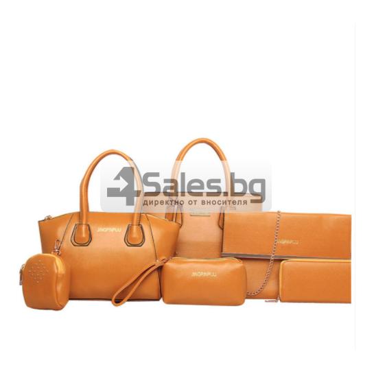 Комплект от шест части за жените с усет BAG35