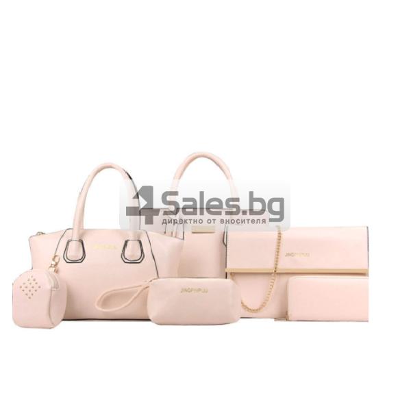 Комплект от шест части за жените с усет BAG35 2