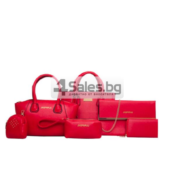 Комплект от шест части за жените с усет BAG35 3