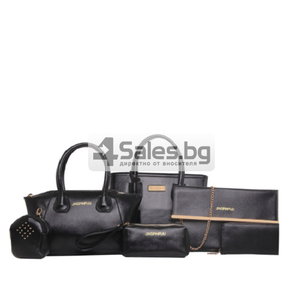 Комплект от шест части за жените с усет BAG35 4