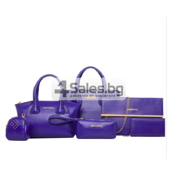 Комплект от шест части за жените с усет BAG35 5