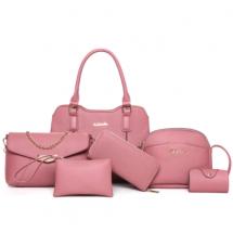 Бутиков шик с комплект чанти от шест части BAG64
