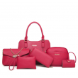 Бутиков шик с комплект чанти от шест части BAG64 4