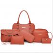Бутиков шик с комплект чанти от шест части BAG64 5