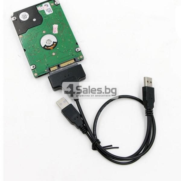 USB към SATA свързващ кабел CA100 2