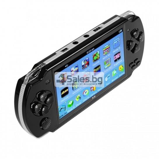 Конзола за игри с 8 GB памет, 4,3 инча дисплей PSP21
