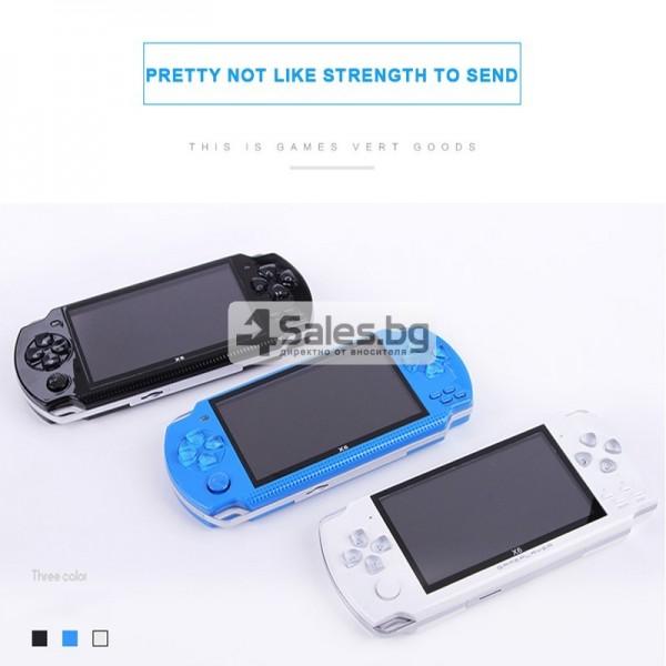 Конзола за игри с 8 GB памет, 4,3 инча дисплей PSP21 3