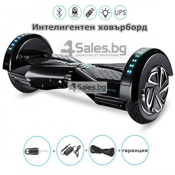 Електрически скейтборд с Bluetooth аудио система iOS и Android 17