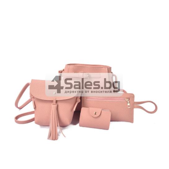 Сет от 4 части ретро стил сак торба BAG54