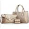 Елегантна комбинация от две чанти и визитник BAG15 4