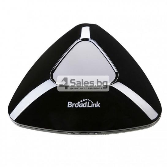 Broadlink RM Pro RM03 – универсално WIFI+IR+RF дистанционно