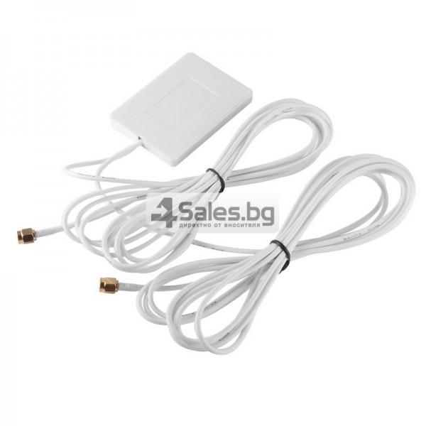 Aнтенен усилвател за рутер 28dBi, 4G 3G HUAWEI 4