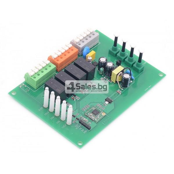 Sonoff четириканален интелигентен превключвател с Wi-Fi 11