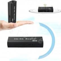 Миниатюрен 3G / 4G USB рутер RJ45