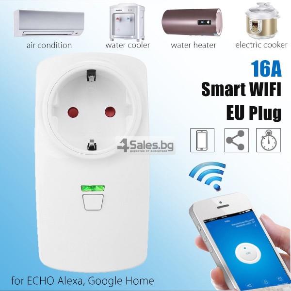 WiFi превключвател за контрол със смартфон 2