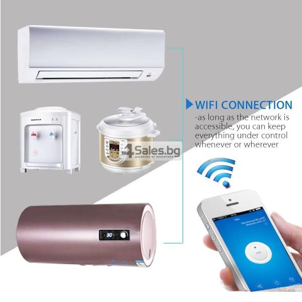 WiFi превключвател за контрол със смартфон 4