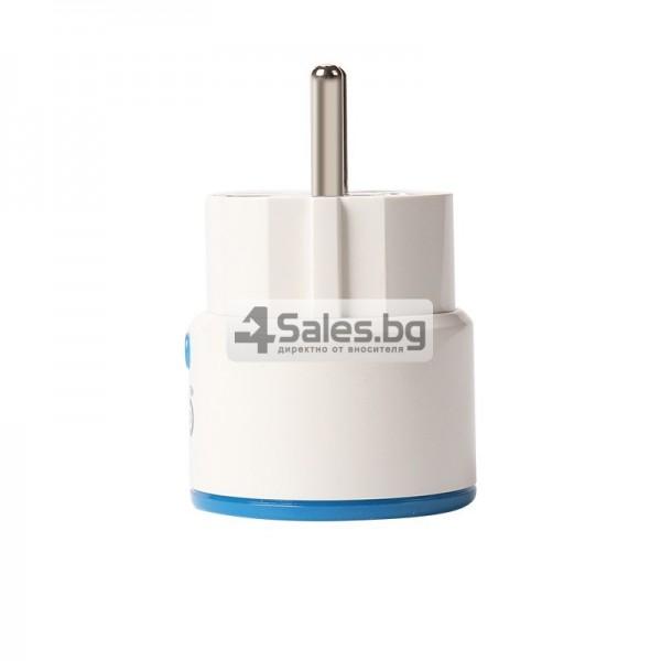 Двуканален превключвател за стена за контрол на светлината 5