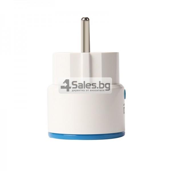 Двуканален превключвател за стена за контрол на светлината 11
