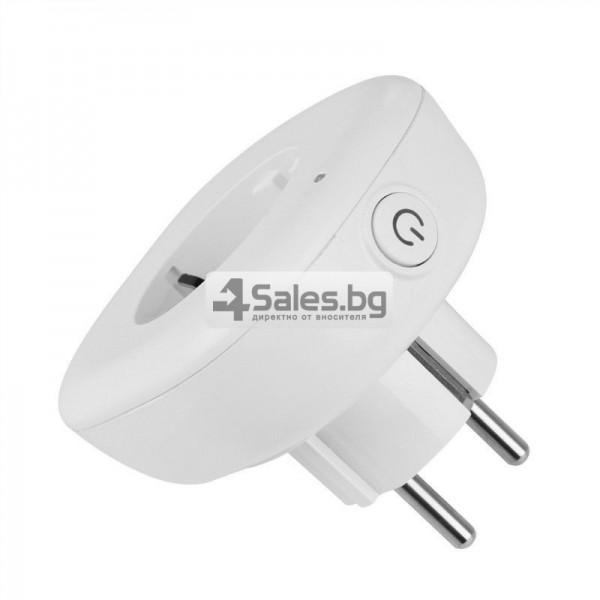 Комплект 2 WiFi плъга за управление с телефон 8