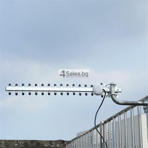 Оригинална външна антена 25dbi 4g за усилване на wifi сигнала 3