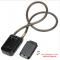 Интелигентно заключване за колело или мотор с аларма и Bluetooth 2