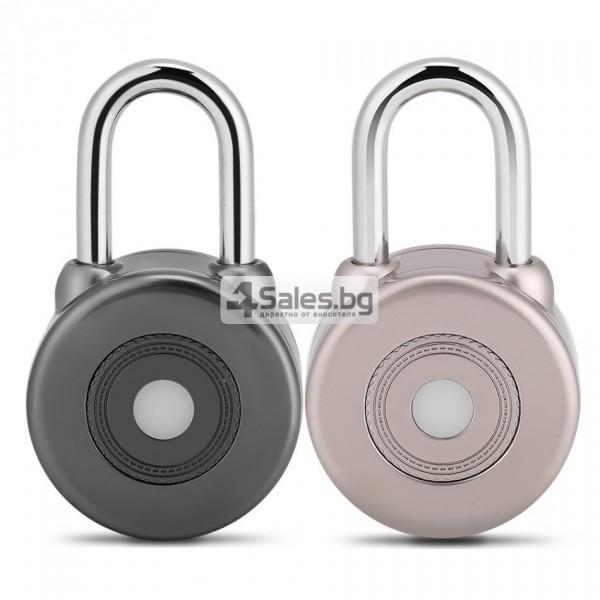Смарт катинар с Bluetooth и App контрол за врати и колела 2