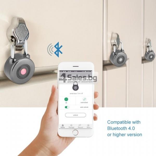 Смарт катинар с Bluetooth и App контрол за врати и колела 4