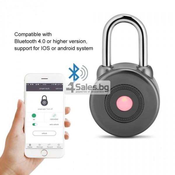 Смарт катинар с Bluetooth и App контрол за врати и колела 5