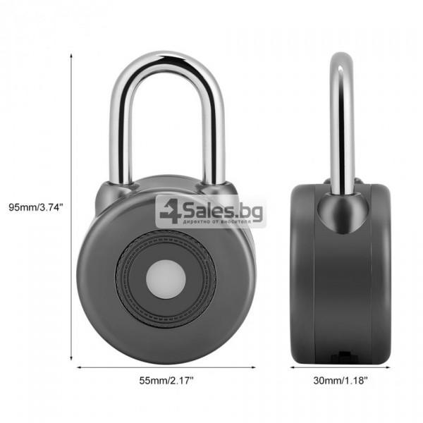 Смарт катинар с Bluetooth и App контрол за врати и колела 6