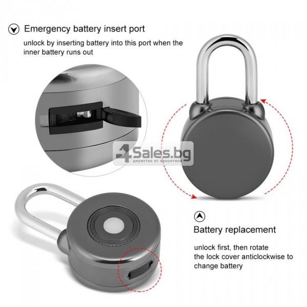 Смарт катинар с Bluetooth и App контрол за врати и колела 7