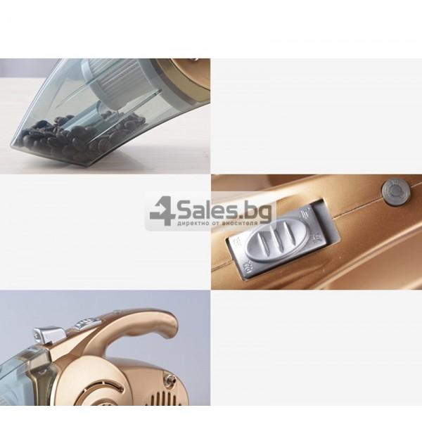 Прахосмукачка за кола за мокро и сухо почистване 3