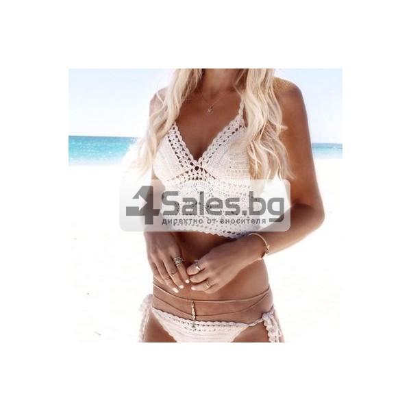 Плажни бикини с бюстие Y22