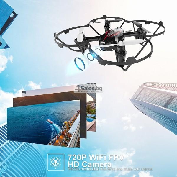 Мини дрон Holy Stone F180W с FPV HD камера и 3D акробатика 6