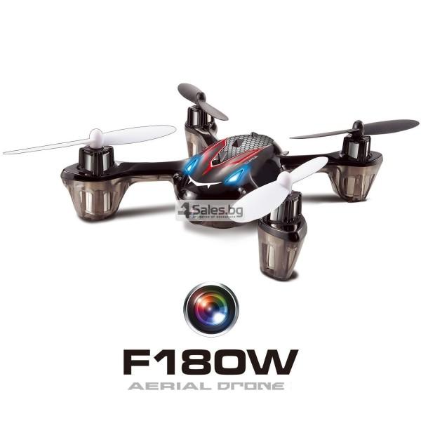 Мини дрон Holy Stone F180W с FPV HD камера и 3D акробатика