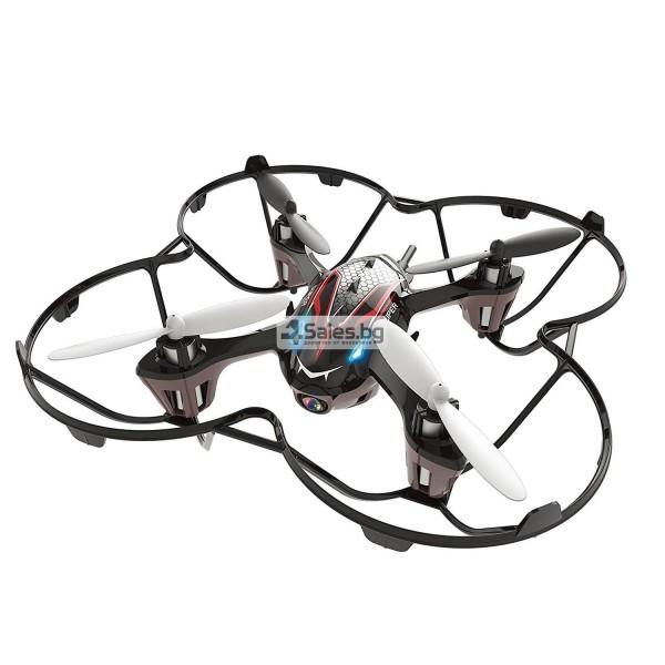 Мини дрон Holy Stone F180W с FPV HD камера и 3D акробатика 9